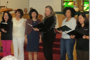 Music Women of Faith
